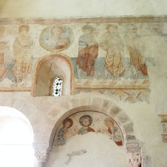 Choir Frescoes
