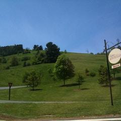 Passing Monticello