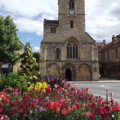 Abingdon - St Nicolas Church