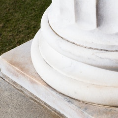 Portico, Illinois State Memorial