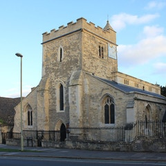 Holywell Church (Chapel of St Cross), Oxford