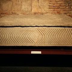 Early Christian Sarcophagus