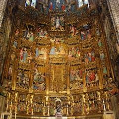 Capilla Mayor Altarpiece (1504)