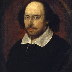 Chandos Portrait of William Shakespeare (1610)