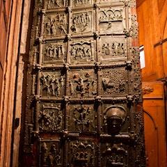 Bronze Doors: Left Door