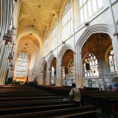 Nave Looking Southeast