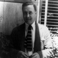 F. Scott Fitzgerald in 1937