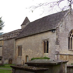 St Mary's Church, Cogges