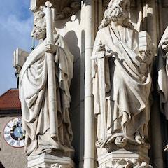 West Facade Apostles