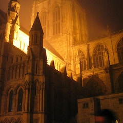 A Dramatic View of York Minster