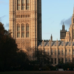 Parliament from South
