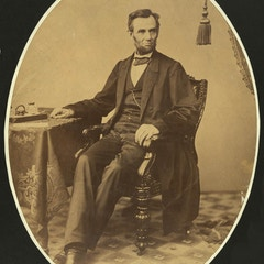 Abraham Lincoln, Sunday, November 8, 1863 (LOC)