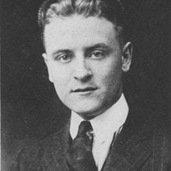 F. Scott Fitzgerald in 1920