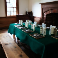 Gunston Hall Classroom