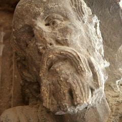 Cloister Pillar: Saint Paul
