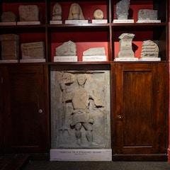 Tombstone of a Standard-Bearer