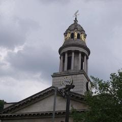 St Marylebone Parish Church, Marylebone Road