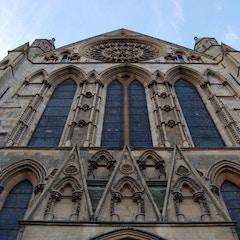 York Minster's South Facade