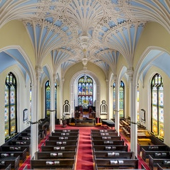 Unitarian Church in Charleston, SC