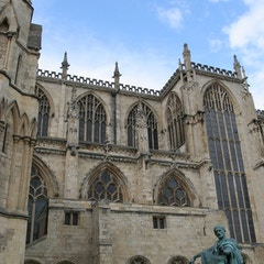 Southeast End of York Minster