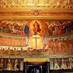 Chapter House: Last Judgment Fresco