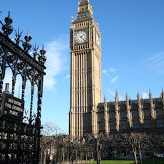 Big Ben and High Security