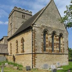 St Peter, Bucknell, Oxon