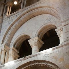 Selby Abbey: Triforium