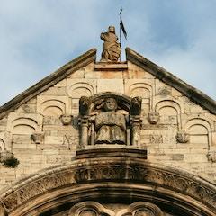Top of the Facade
