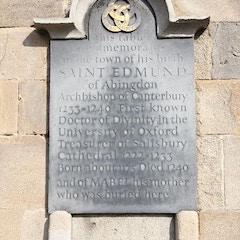 St Edmund of Abingdon