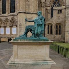 Statue of Constantine Great