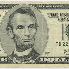 2003 five-dollar bill