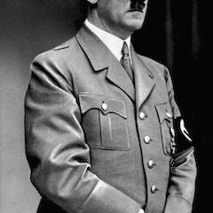 Portrait of Adolf Hitler in 1937