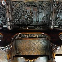 Lower Choir Stall
