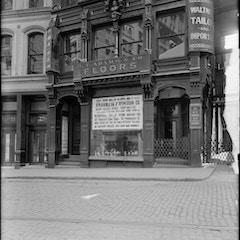 Birthplace of Franklin, 17 Milk Street, Boston, Mass.