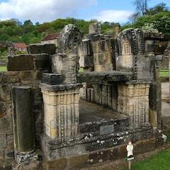 Shrine of Abbot William (1132-45)
