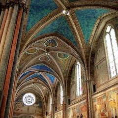 Upper Church Interior