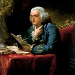 Portrait of Benjamin Franklin (1767)