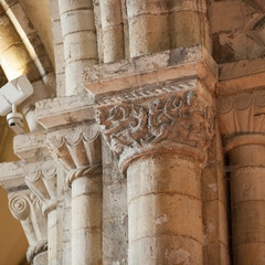 Selby Abbey: Nave Capitals