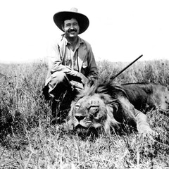 On Safari in Africa (1934)