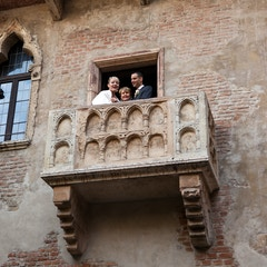 Wedding at the House of Juliet
