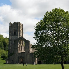 Abbey Church from West