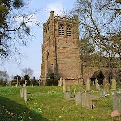 St Mary's church, Burford