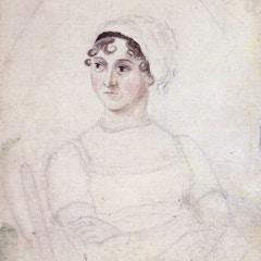 Portrait of Jane Austen (1810)