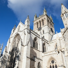 Selby Abbey: South Exterior