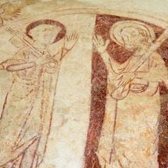 Mural: Peter and Paul
