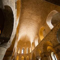 Barrel Vault of St. John's Chapel, White Tower